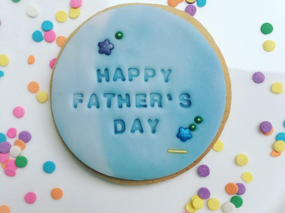 Personalised Cookies for Father's Day