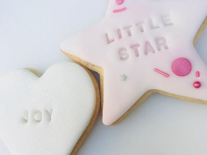 Personalised Birthday Cookies