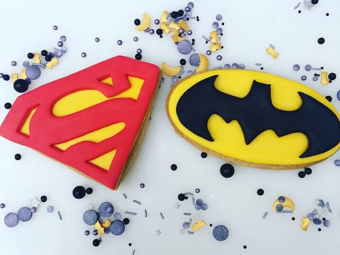 Superhero Cookies Made to Order